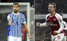 El Athletic se lanza al mercado en busca de un central y la Real teme que vuelva a por Martínez