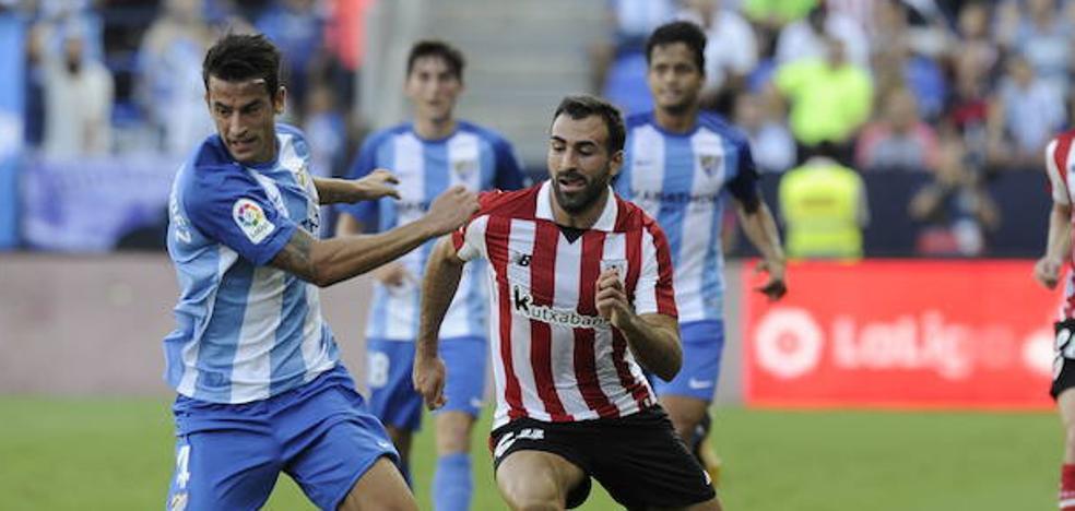 El Athletic recibirá al Málaga el domingo 25 de febrero
