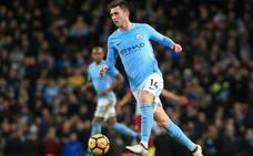 Laporte debuta con victoria en el City