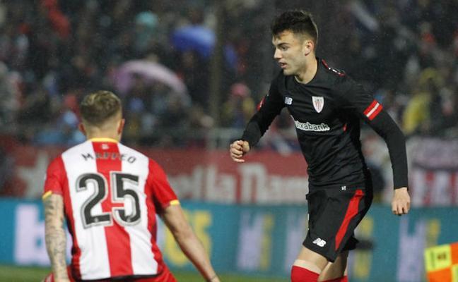 Andoni López: estreno y penalti