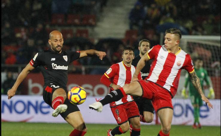Fotos: Girona-Athletic, en imágenes