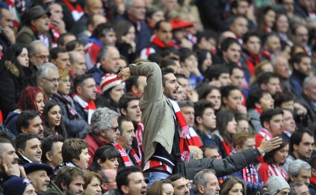 Los socios del Athletic accederán gratis a los partidos restantes de la Europa League