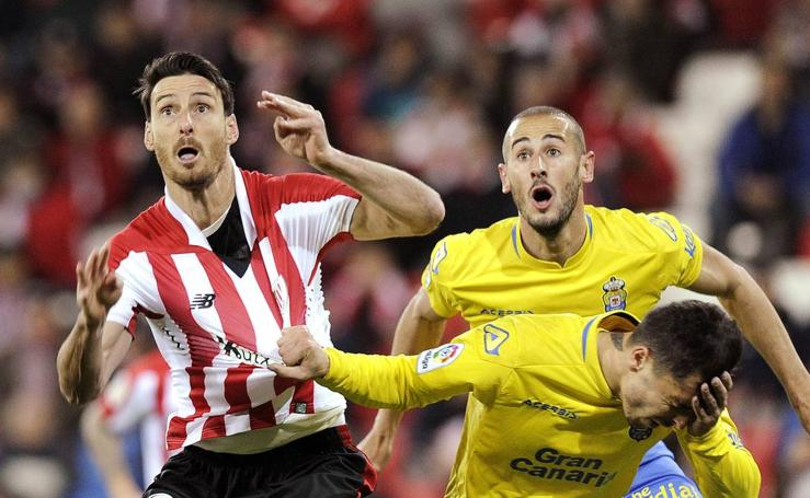 Fotos: Athletic - Las Palmas, en imágenes