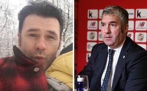 Iñaki López: «Algún día Urrutia marchará del Athletic y volveremos a sonreír»