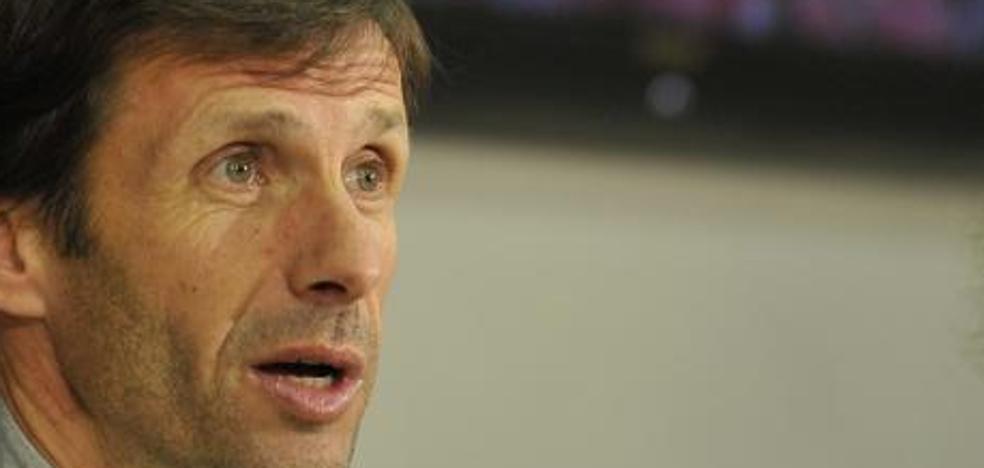 Ziganda, sobre el partido ante el Spartak: «Es una gran oportunidad para reforzarnos»