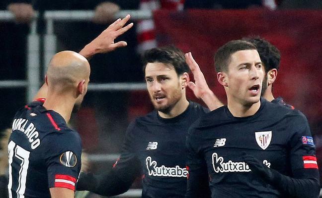 Spartak - Athletic, en directo