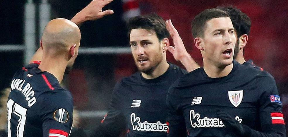 Spartak - Athletic, en directo