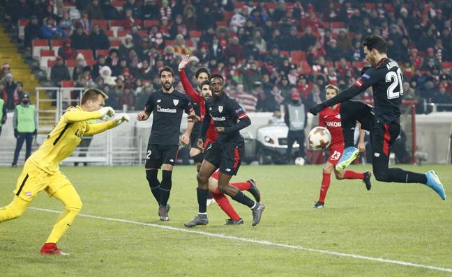 La opinión de los medios vizcaínos sobre el Spartak-Athletic