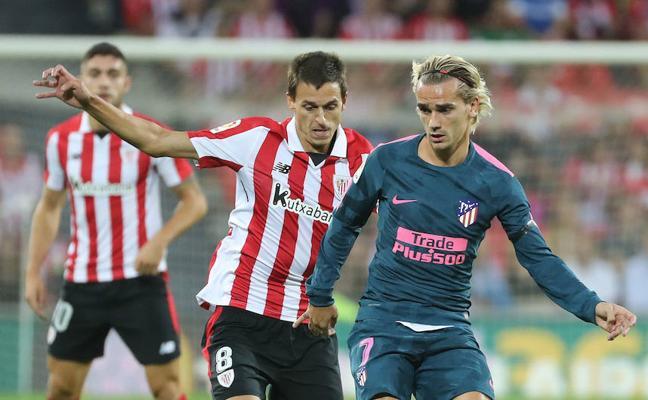 El Athletic no vence al Atlético desde 2013