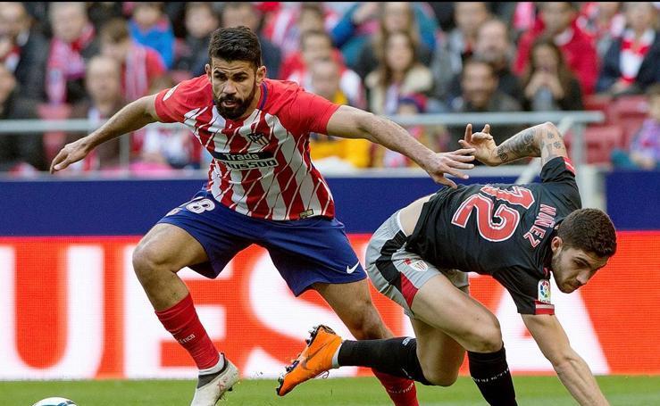 Las mejores imágenes del Atlético - Athletic