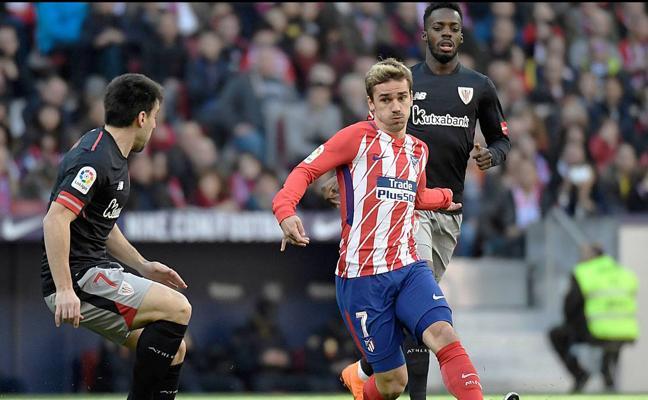 Sigue la mala racha ante el Atlético: ocho derrotas en los últimos diez partidos