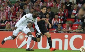 El Athletic volverá a vestir de negro en San Mamés ante el Spartak