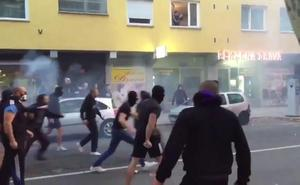 Vitoria, Sevilla, Maribor... La larga lista de incidentes de los radicales del Spartak