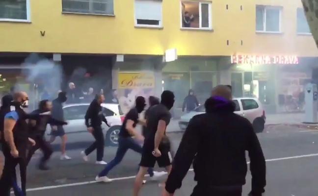 Sevilla, Maribor, Moscú... La larga lista de incidentes de los radicales del Spartak