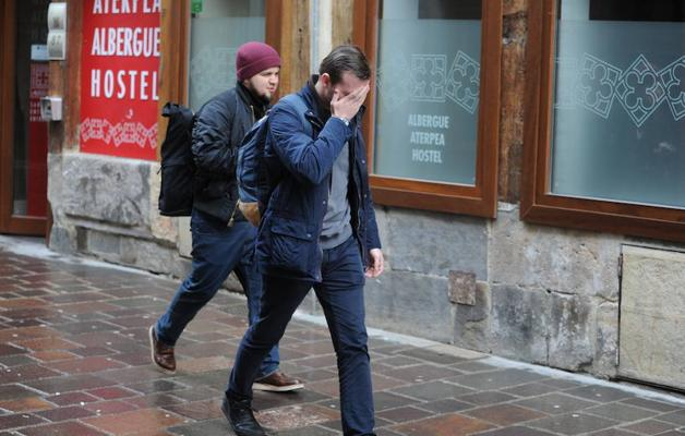 Los ultras del Spartak implicados en los incidentes de Vitoria ya están en Bilbao
