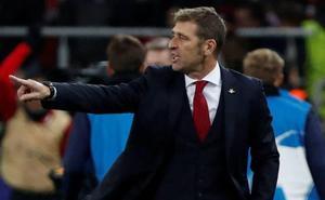 El Spartak se entrenará mañana a puerta cerrada en Lezama