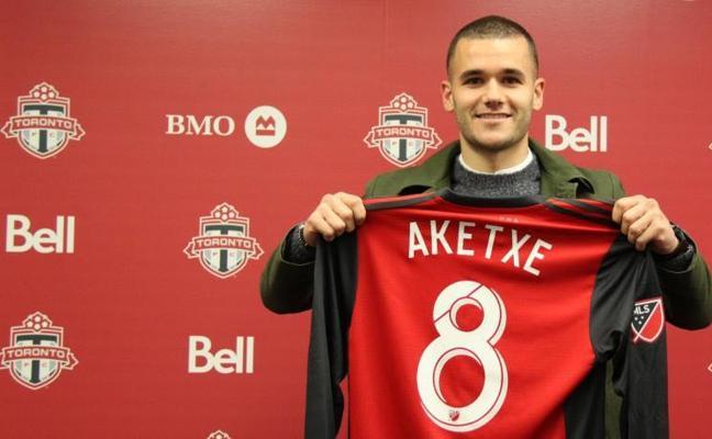 «Necesito un sitio donde me valoren», dice Aketxe en Toronto
