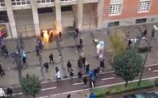 Febrero de 2016: el triste recuerdo de los ultras del Marsella en Bilbao