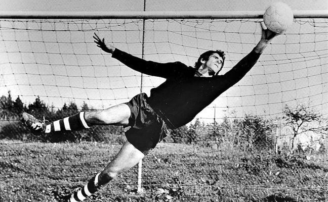Suplemento de EL CORREO por los 75 años de Iribar, el mito del Athletic