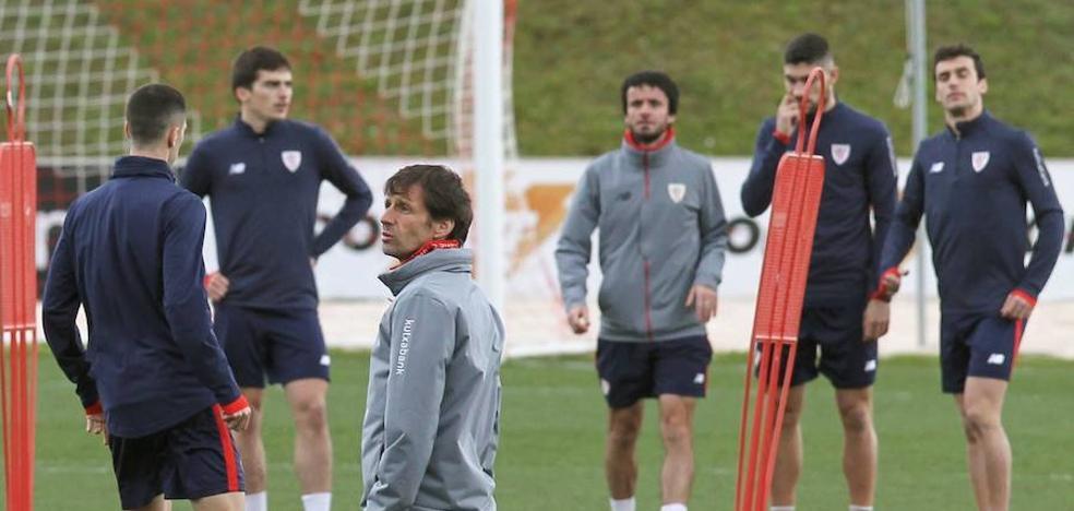 El Athletic hará un único entrenamiento antes de recibir al Leganés
