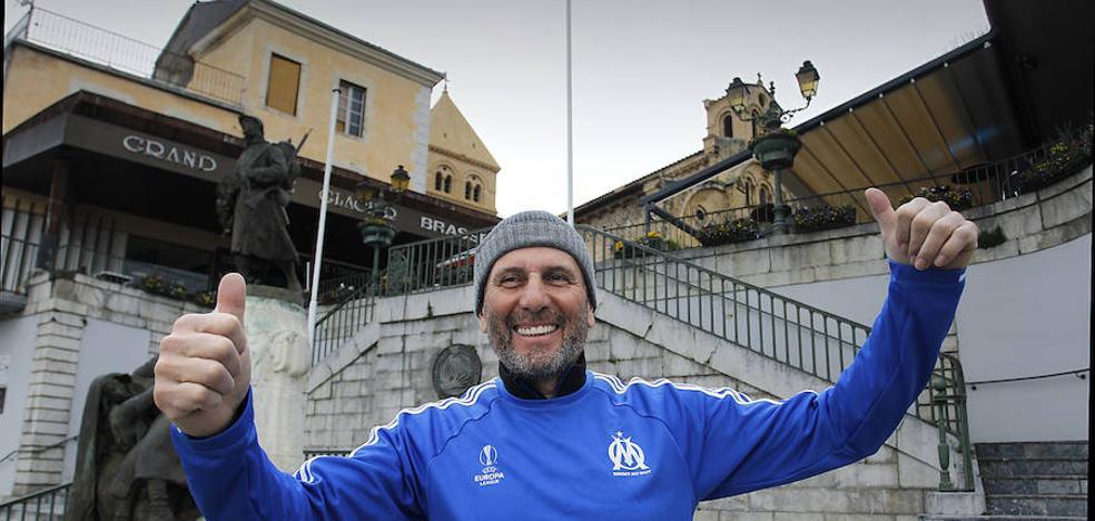 «Es un buen momento para enfrentarse al Olympique»