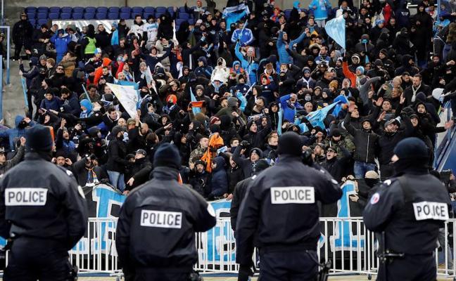 Pautas de seguridad para los aficionados del Athletic que viajen a Marsella