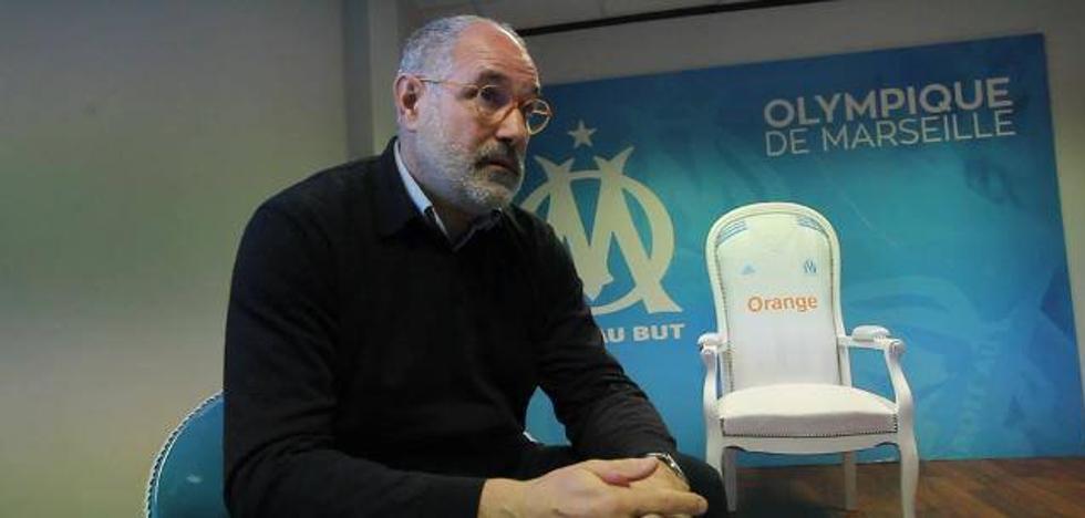 Zubizarreta: «El Athletic en Europa nunca baja los brazos»