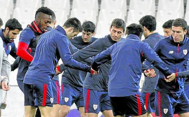 El Athletic busca seguir soñando en Marsella