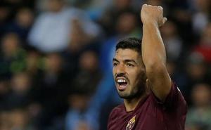Luis Suárez no jugará contra el Athletic