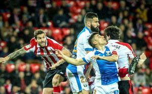 Athletic - Leganés, en directo: Liga Santander 2017/2018