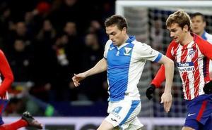 Diez jugadores formados en Lezama han jugado en el Leganés desde que llegó Garitano
