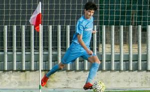 El Athletic ficha al juvenil Jon Guruzeta que rechazó a la Real