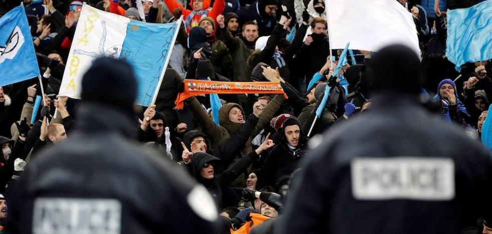 Ultras del Marsella: los 27.000 radicales más temidos de Francia