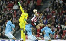 Athletic-Marsella, en directo