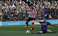 Barcelona-Athletic, en directo