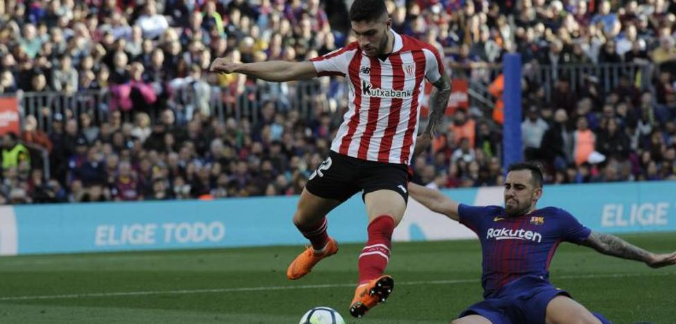 Barcelona-Athletic, en directo