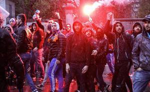 La UEFA prohíbe a los aficionados del Marsella ir al próximo partido europeo fuera
