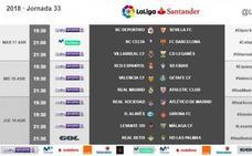 El Athletic visitará al Real Madrid el 18 de abril