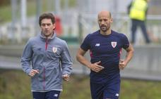 Mikel Rico regresa a la lista contra el Villarreal