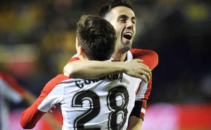 Villarreal - Athletic, en imágenes
