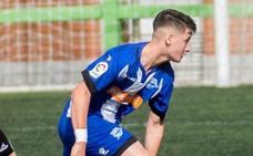 España sub'17 convoca a Borja Sainz, que dejó el Athletic para ir al Alavés