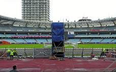 La Real no enviará entradas al Athletic para el derbi en Anoeta por las obras en su estadio