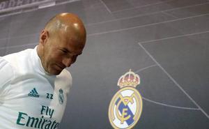 Zidane ante la visita de Kepa al Bernabéu: «No había que fichar un portero»