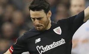 Aduriz, seria duda para el partido del lunes contra el Levante