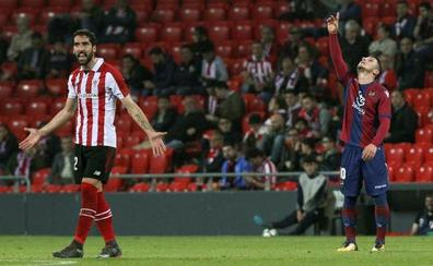 Athletic - Levante en directo: LaLiga 2017-18, online