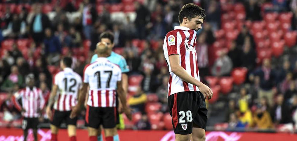 El Athletic se olvida de San Mamés