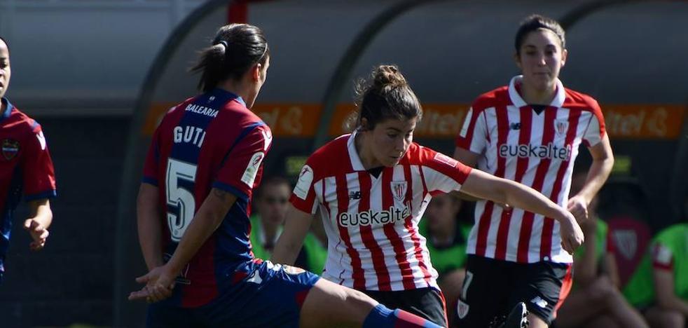 «Estamos haciendo una temporada espectacular», destaca el entrenador del Athletic femenino