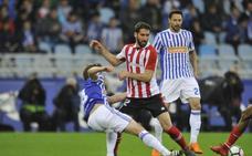 100 batallas en Liga de Raúl García con el Athletic: gol, amarilla y baja contra el Betis
