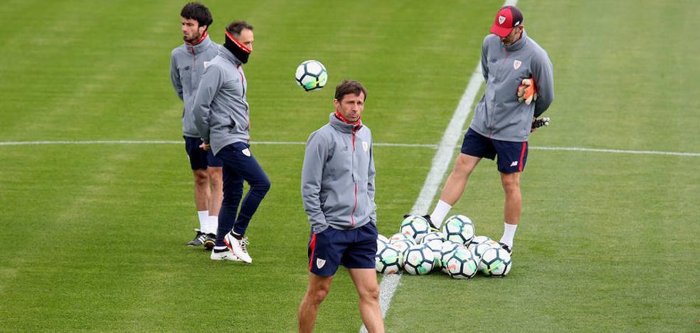 El Athletic se encierra: en la mitad de sus entrenamientos veta al público