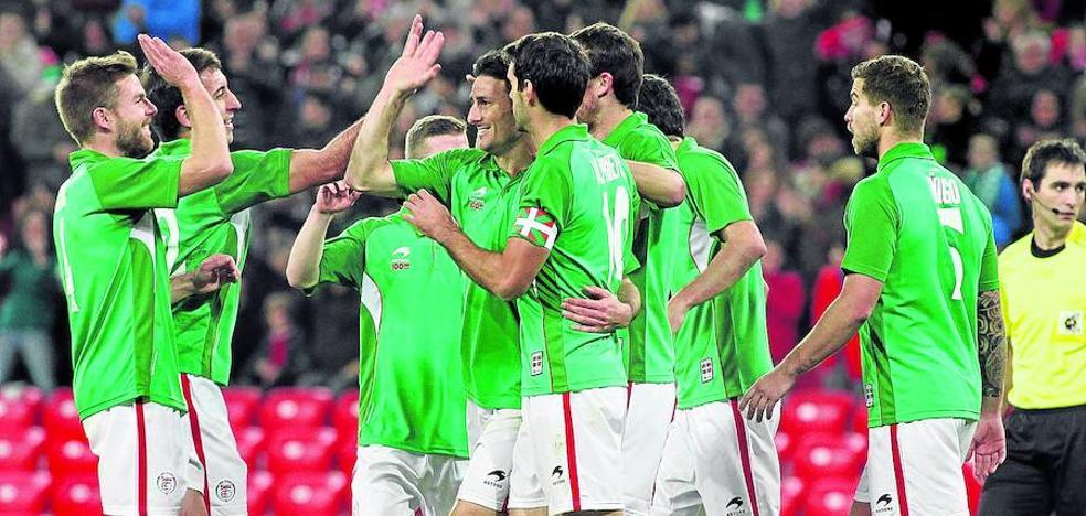 El coste económico pone en riesgo el partido de la selección vasca en Vitoria
